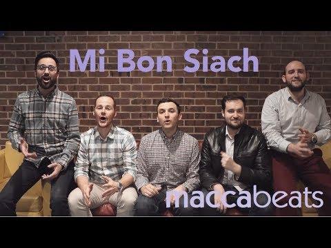 Maccabeats Minute 2 - Mi Bon Siach