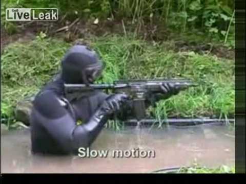 HK416 vs M4