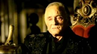Johnny Cash - Hurt (Music Video) HD/HQ