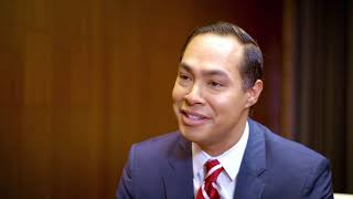 Julian Castro on his personal connection to sports