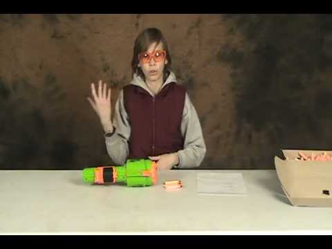 Nerf Hyperfire Dart Tag - Nerf Socom Reviews