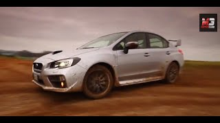 NEW SUBARU WRX STI 2015 - RALLY AND SOUND TEST DRIVE