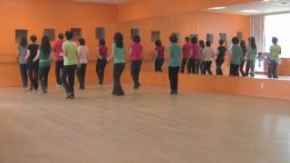 1-2-3-4 - Line Dance (Dance & Teach in English & 中文)