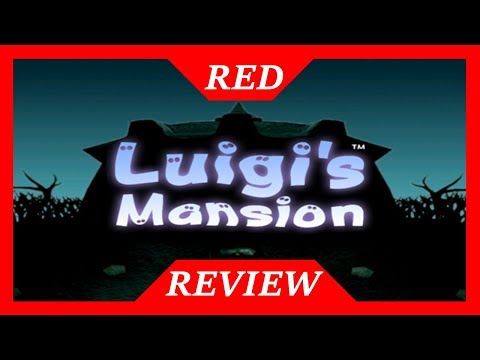 Luigi's Mansion   Red Review