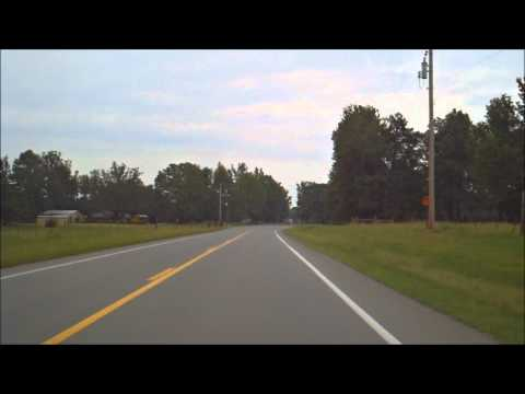 Driving from Holly Springs, AR to Malvern, AR on AR 9. Filmed on August 21st 2011.