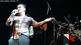 UNBELIEVABLE!!! Listen to Morrissey's Crazy Words