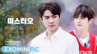 [EXO-minific] 미스터오 Mr.Oh! x Honey : Prologue (CC SUB)