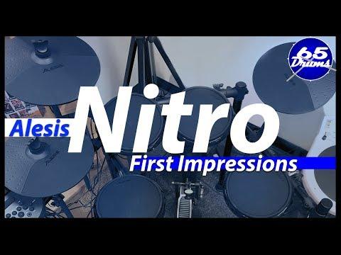 Alesis Nitro First Impressions