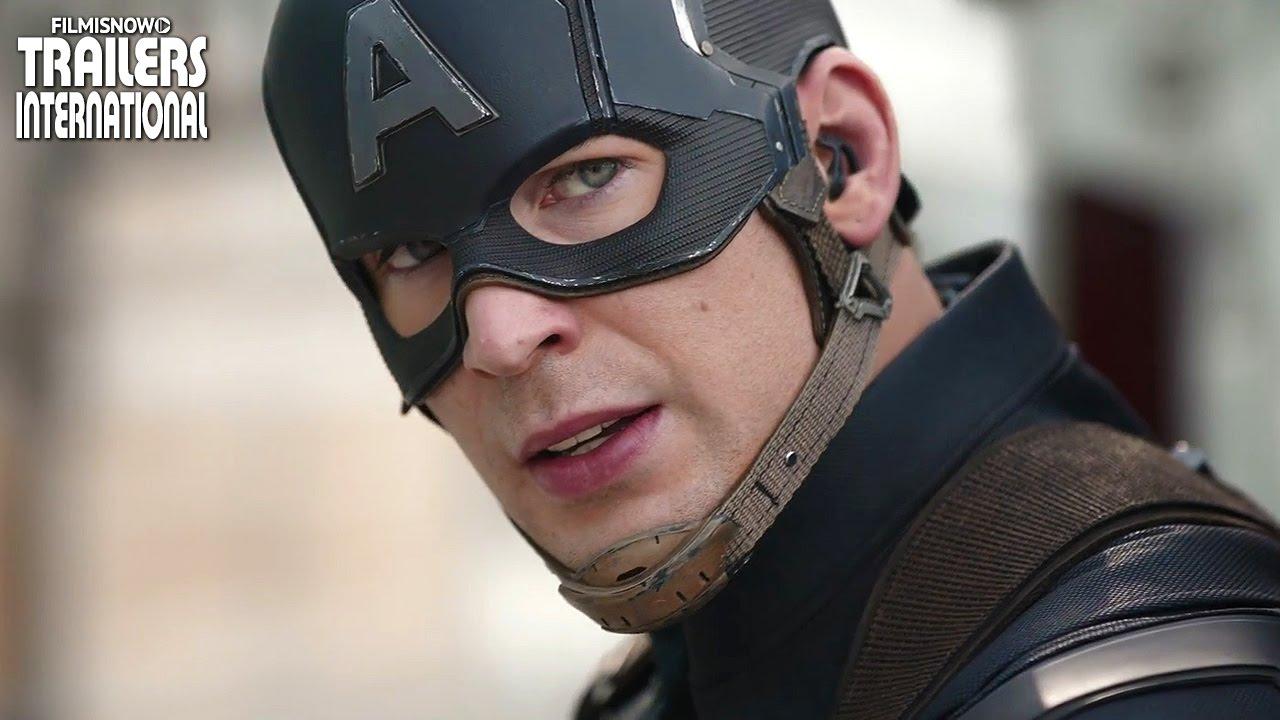Captain America: Civil War | Official Hindi Trailer [Marvel Movie] HD