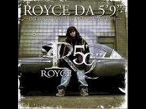 Royce Da 59 - Back in the Day