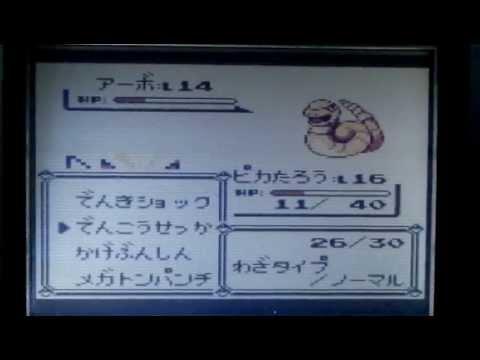 【相棒と共に】ポケットモンスターピカチュウ実況プレイpart6