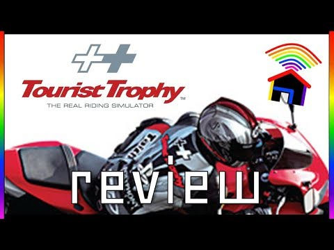 Tourist Trophy review - ColourShed - GRAN TURISMO 4 MOTORCYCLE EDITION! LITERALLY!