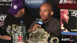 UFC on FOX 6: Post Fight Press Conference Highlights
