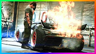 GTA ONLINE DLC - 10 NEW Details, Hidden Tricks & Secret Features In GTA 5 Stunt Creator Update!