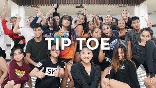 Download Lagu Tip Toe - Jason Derulo Feat. French Montana (Dance Video) | @besperon Choreography Gratis STAFABAND