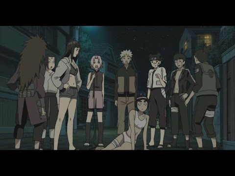 Naruto Movie Road To Ninja Airing In Theaters!!! video