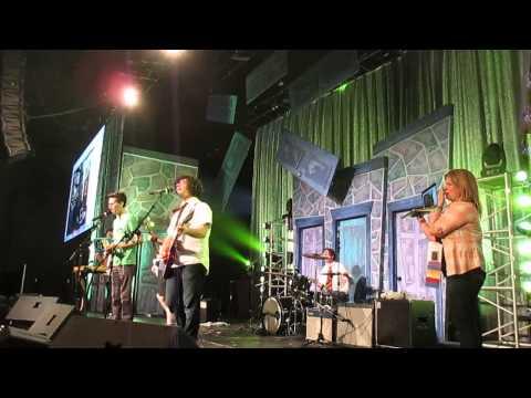 Accio Deathly Hallows ~ Harry And The Potters, LeakyCon 2014 Orlando