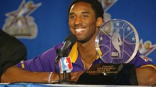Kobe Bryant's Best Play of EACH NBA All-Star Game!