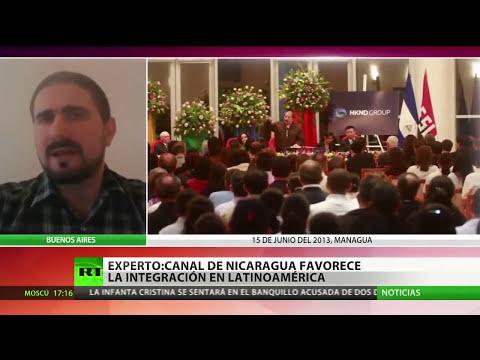 Canal de Nicaragua: ¿una nueva vía del mundo?