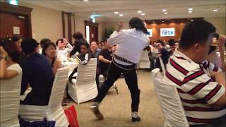 Michael Jackson in Singapore - Bizgram Asia Award Party Sponsored by Gigabyte
