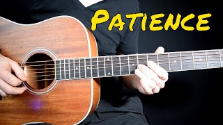 Guns n Roses - Patience cover