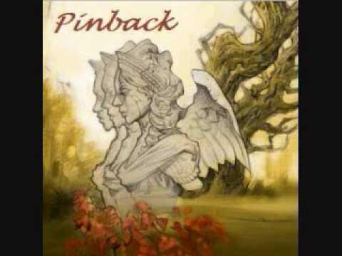 Pinback - Blue Harvest