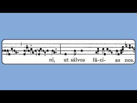 Gregorian Chant - Alleluia, Excita, Domine