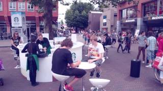 Promotiefilm - J.u.i.c.e Promotions Starbucks 2014