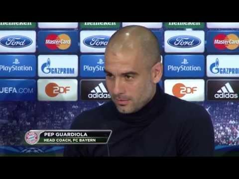 Pep Guardiolas Bierwette mit Wayne Rooney | FC Bayern München - Manchester United