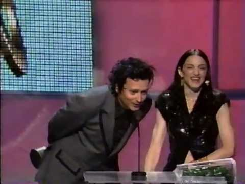 1998 MTV Music Video Awards Best Female - Madonna