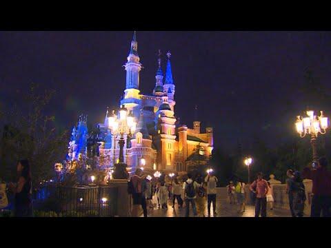 First look at Shanghai Disneyland