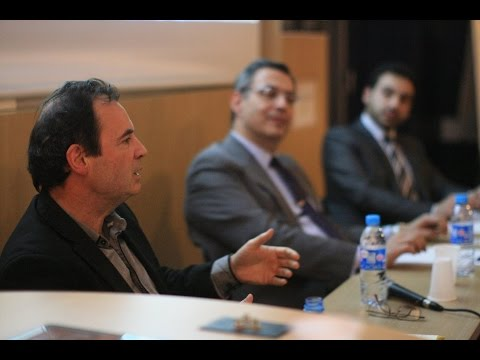 """Dialogue Now Conference """"IRAN: how will Capitalism and the Islamic Republic get along?"""""""