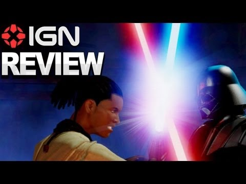 Kinect: Star Wars - Video Review