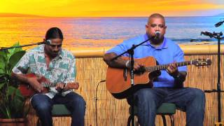"""Drop Baby Drop"" @SlackKeyShow Sean Na'auao at the Slack Key Show"