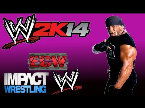 WWE 2K14 Universe   WWE-ECW-TNA   Week 1   IT'S FINALLY HERE