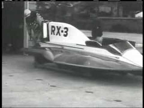 World 39 S Fastest Outboard In 1958 Youtube