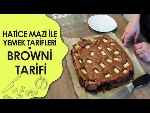 Browni Tarifi Videosu - Browni Tatlısı Nasıl Yapılır