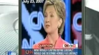 Hillary Clinton Admits She's Progressive, Communist, Progressive, Socialist, Marxist