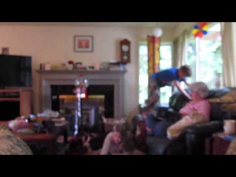 Singing Soft Kitty video