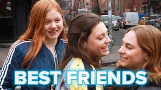 BFFs Spend Their Last Summer Before College Together