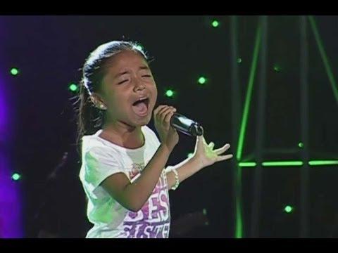Valeria canta Yo soy una mujer La Voz Kids Perú Audiciones a ciegas Temporada 1