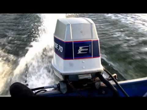 16ft Starcraft W 70 Hp Evinrude Youtube