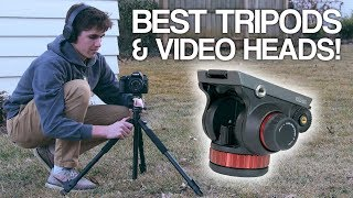 Best Budget Tripods and Video Heads! ($50-$200)