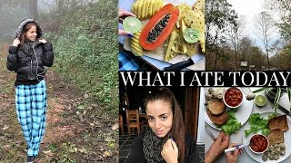 What I Ate Today | Going To Pai!