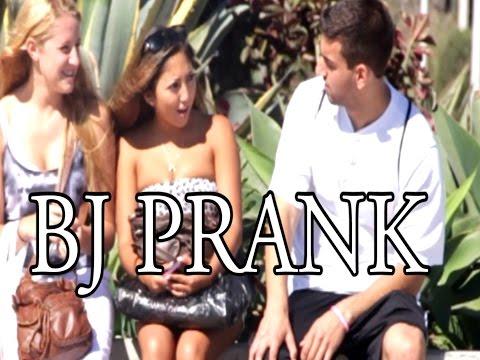Hot Girl Bj Prank video