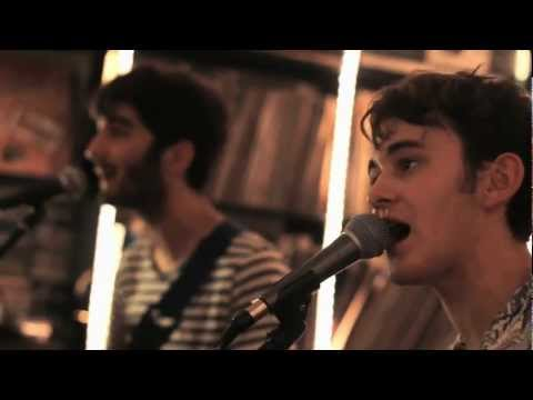 San Cisco - Rocket ship (Live) - Fat Shan Records