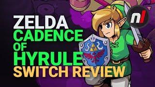 Zelda: Cadence of Hyrule Nintendo Switch Review - Is It Worth It?