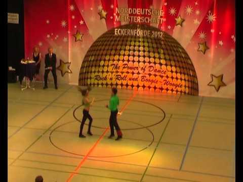 Selina Pietzko & Max Leidemer - Norddeutsche Meisterschaft 2012