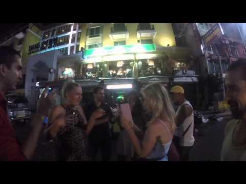#7 Brits, Booze, Scorpions, Khao San Road – Bangkok