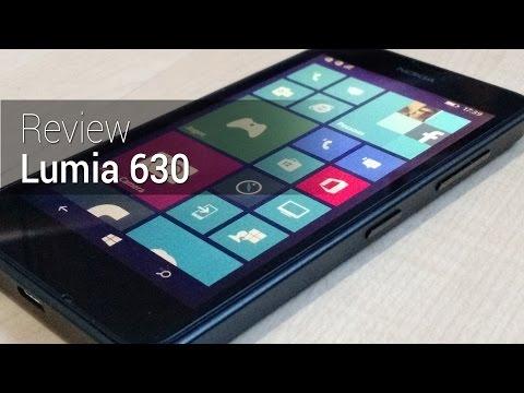 Review: Nokia Lumia 630 | Tudocelular.com